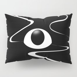 lazy eye Pillow Sham