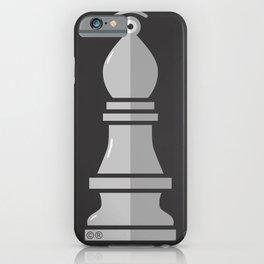 b.eye.shop b&w iPhone Case