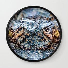Looking at You Wall Clock