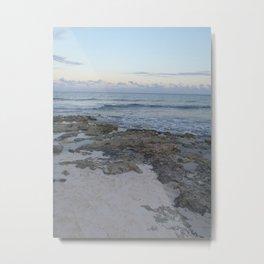Beachin It Metal Print