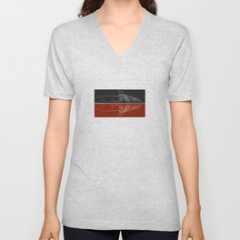 Moby Dating Unisex V-Neck