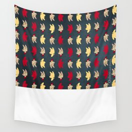 Ooboo and friends: Ooboo Poster Wall Tapestry
