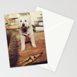 Goldendoodle Dog Stationery Cards