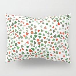 Christmas color palette Pillow Sham
