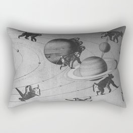 The Baboon Event Rectangular Pillow
