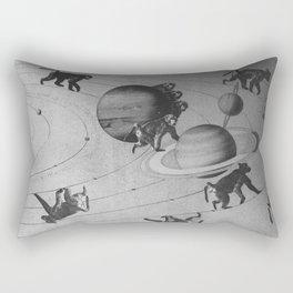 The Baboon Event Rectangular Pillow
