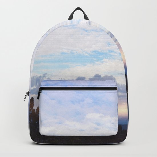 Landscape & Clouds Backpack