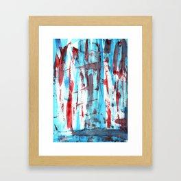 Vent Framed Art Print