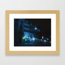 10:42 Framed Art Print