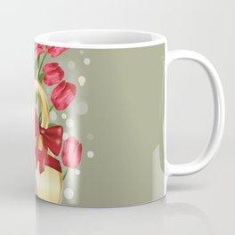 Goln eight with tulips Coffee Mug