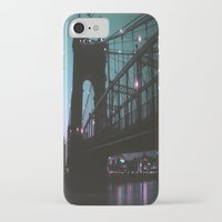 cincinnati iPhone & iPod Cases featuring Cincinnati by The Violet Noir