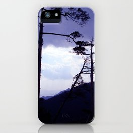 Mountain Top iPhone Case