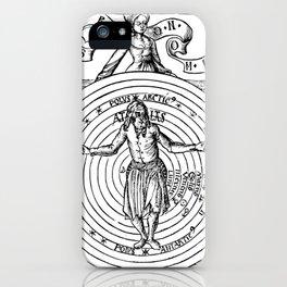 Geocentric Universe 1503 iPhone Case