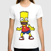 simpson T-shirts featuring Bart Simpson by GOONS