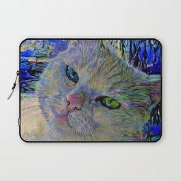Claude's Cat Laptop Sleeve