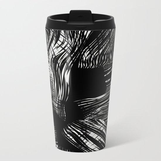 looking for darkness Metal Travel Mug