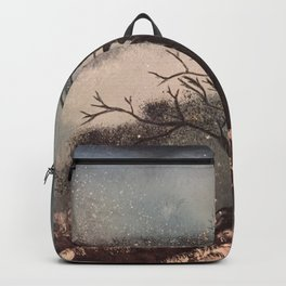 Tree of Life amongst the Universe Backpack