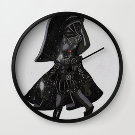 May The Schwartz Be With You Wall Clock