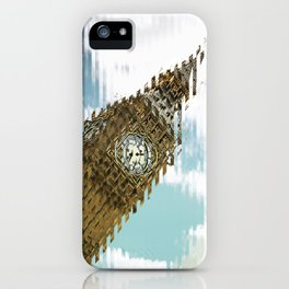 The Big one. iPhone Case