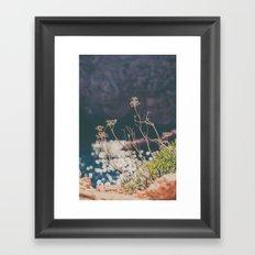 Sparkling Day Framed Art Print