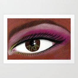 A K A Eye of the Beholder Kunstdrucke