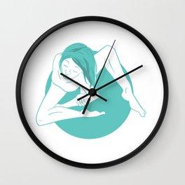 Toe Point Wall Clock