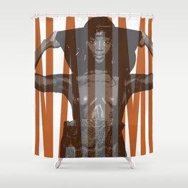 Beauty Naomi Shower Curtain
