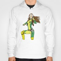 moulin rouge Hoodies featuring Rouge by Atom Manhattan
