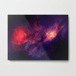 Fire Cosmo Metal Print