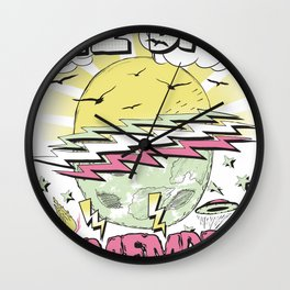 Remember The Day Wall Clock