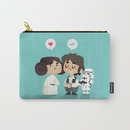 I love you, i know Carry-All Pouch
