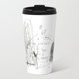 Acarism Hey Travel Mug