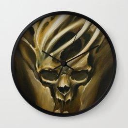1st Growth Wall Clock