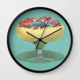 Rice and Shine! Wall Clock