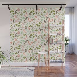 Colorful Lovely Pattern XIV Wall Mural