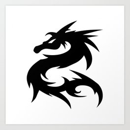 Dragon Art | HD Design Art Print