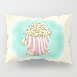 Buck-Corn Chicken Pillow Sham