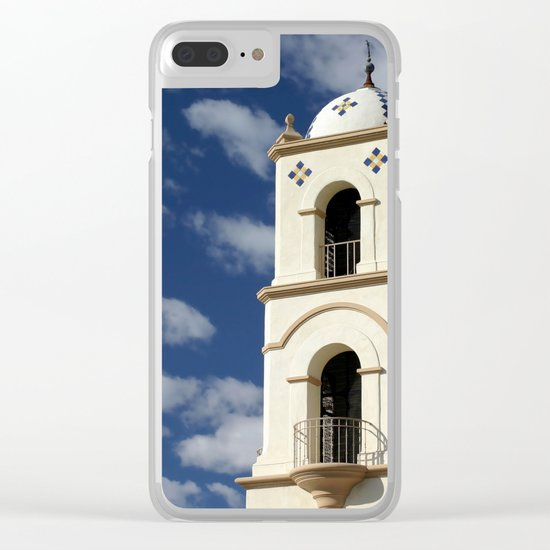 Ojai Tower Clear iPhone Case