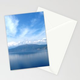Blue in Nafplio Stationery Cards