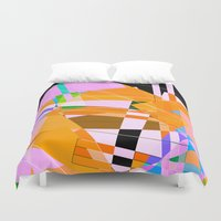 architect Duvet Covers featuring My Architect took acid by Hipsterdirtbag