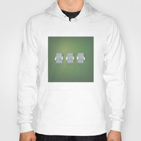 haim Hoodies featuring Haim - Days Are Gone by brittcorry