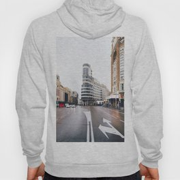 Madrid - Gran Via Hoody