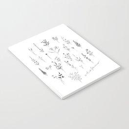 Wildflowers II Notebook