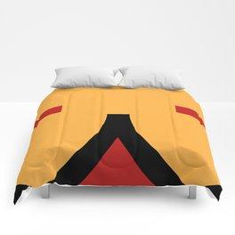 face 9 Comforters