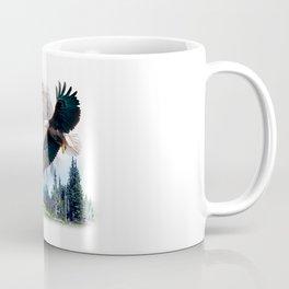 Bald Eagle River Coffee Mug