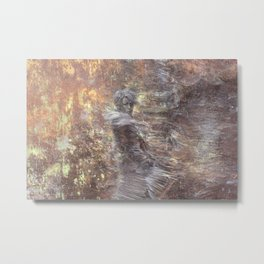 Octoberwinds Metal Print