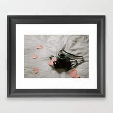 Mini Diana Framed Art Print