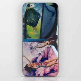 champagne coast  iPhone Skin