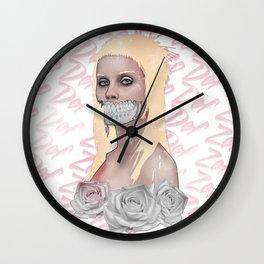 Yo-Zombi Wall Clock