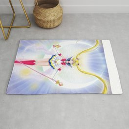 Super Sailor Saint Moon Rug